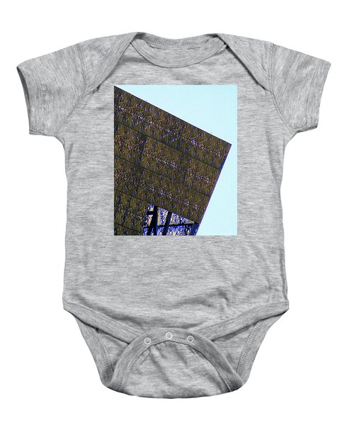 African American History And Culture 4 Baby Onesie by Randall Weidner