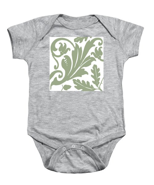 Arielle Olive Baby Onesie by Mindy Sommers