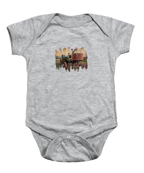Buffalo Pitts Baby Onesie by Thom Zehrfeld