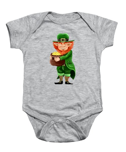 Elf Baby Onesie by Alessandro Scanziani