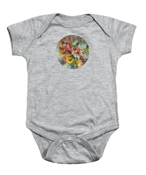 Grace And Beauty Baby Onesie by Mary Wolf