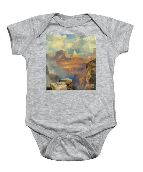 Grand Canyon Baby Onesie by Thomas Moran