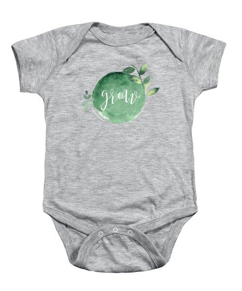 Grow Baby Onesie by Nancy Ingersoll
