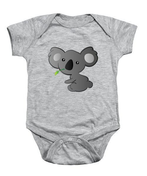 Koala Baby Onesie by Hadeel ArT