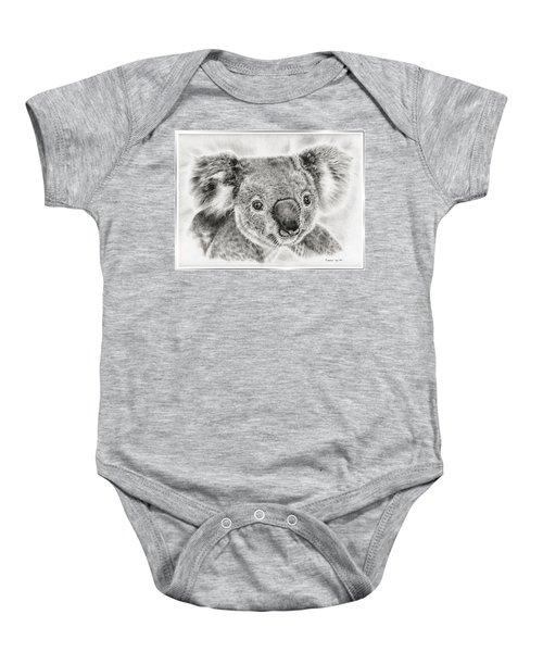 Koala Newport Bridge Gloria Baby Onesie by Remrov