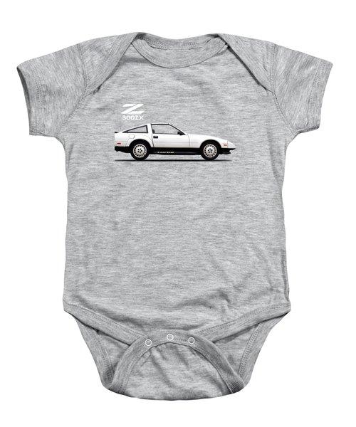 Nissan 300zx 1984 Baby Onesie by Mark Rogan