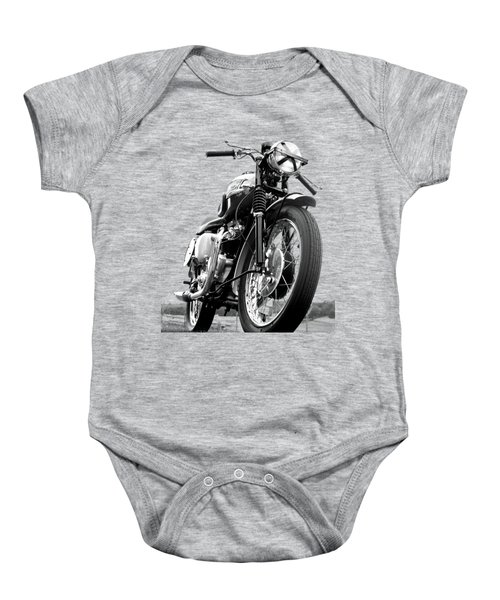 Race Day Baby Onesie by Mark Rogan