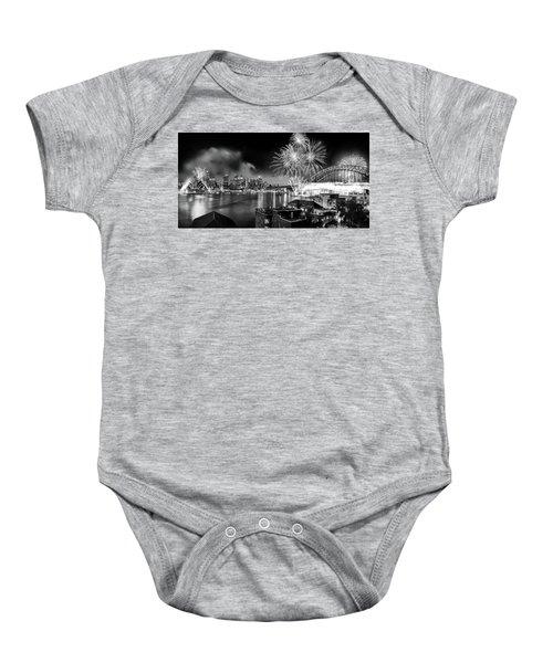 Sydney Spectacular Baby Onesie by Az Jackson