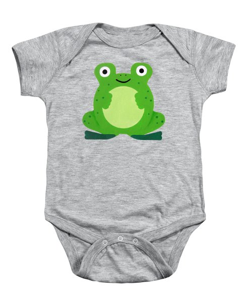 Tfrogle Baby Onesie by Oliver Johnston