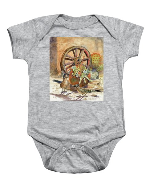 The Gift Baby Onesie by Marilyn Smith