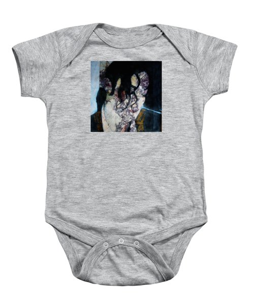 The Way You Make Me Feel Baby Onesie by Paul Lovering