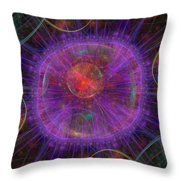 0001 Throw Pillow by I J T  Son Of Jesus