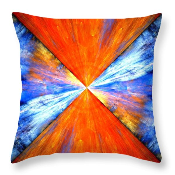 0337 Throw Pillow by I J T  Son Of Jesus