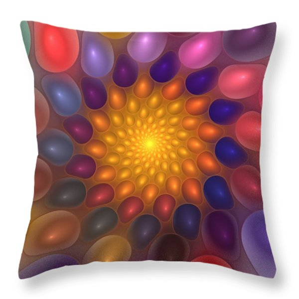 0351 Throw Pillow by I J T  Son Of Jesus