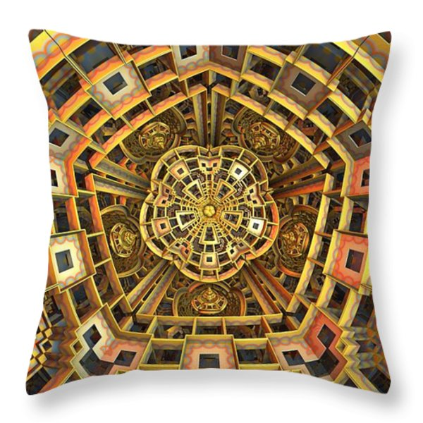 0470 Throw Pillow by I J T  Son Of Jesus