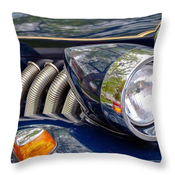 1982 Zimmer Golden Spirit Throw Pillow by David Patterson
