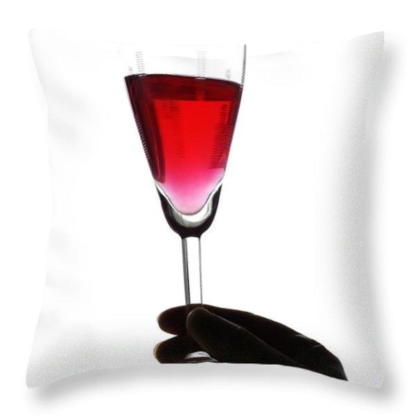 Cheers Throw Pillow by Svetlana Sewell