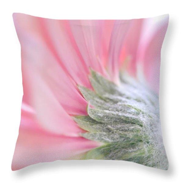Delicacy Throw Pillow by Andrea Kollo