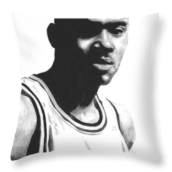 Hardaway Throw Pillow by Tamir Barkan