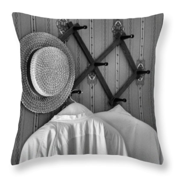 Home Throw Pillow by Dan Sproul
