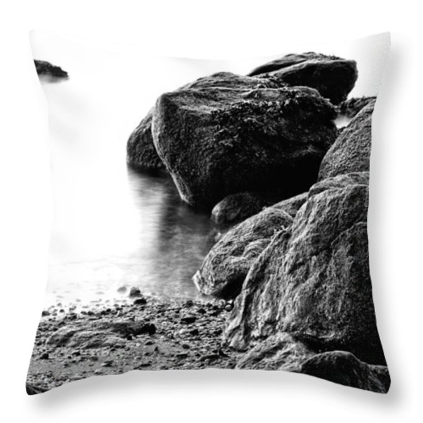 Into the Light Throw Pillow by JC Findley