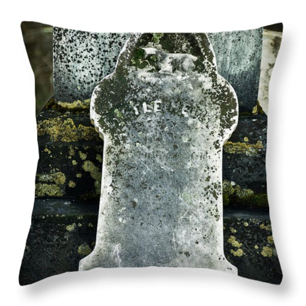 Little Nell Throw Pillow by Edward Fielding