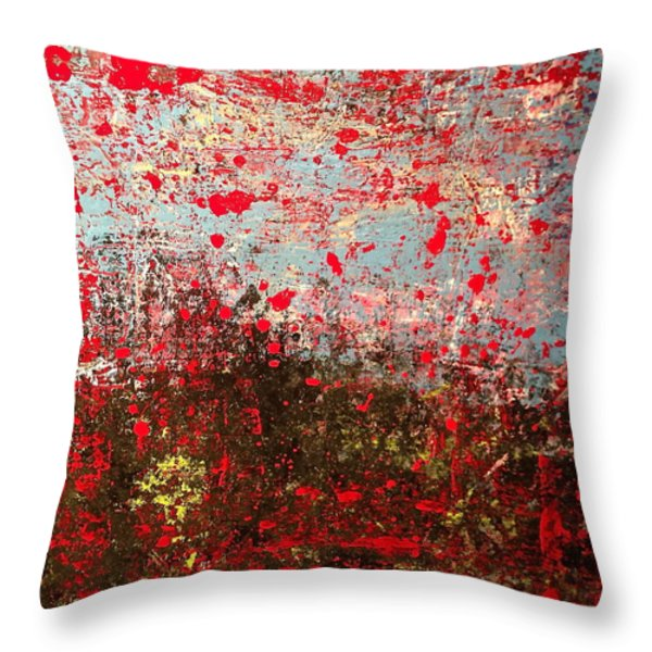 Milano Throw Pillow by Brooke Friendly
