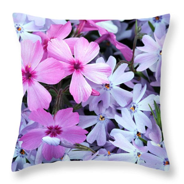 Standing Out Throw Pillow by JC Findley