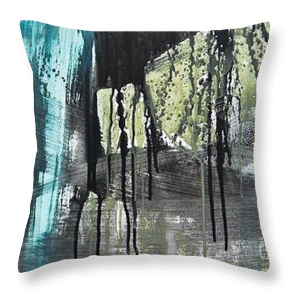 116 - I Throw Pillow by Iris Lehnhardt
