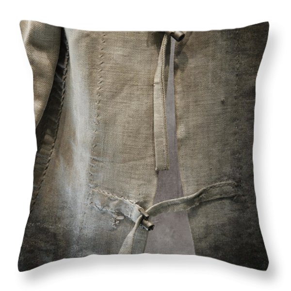 Bedlam Throw Pillow by Amy Weiss