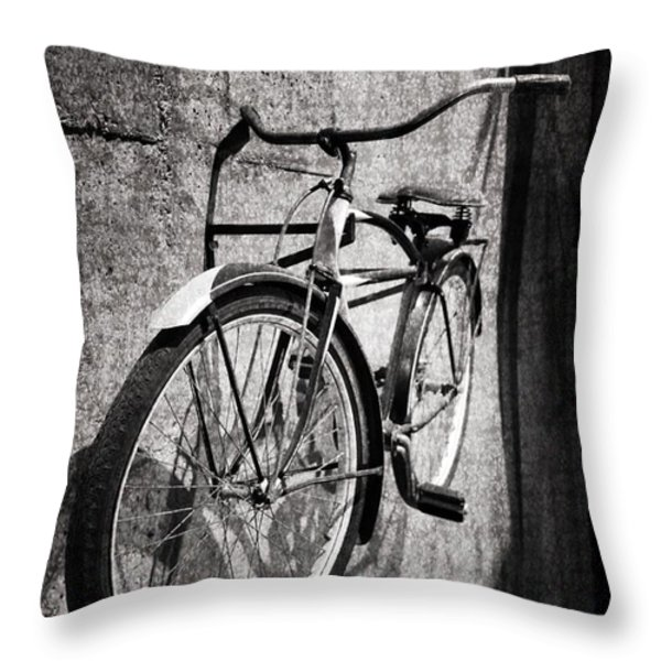 Good Old Days Throw Pillow by Dan Sproul