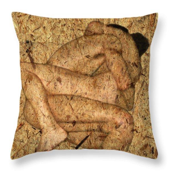 Kuma Sutra Throw Pillow by Kurt Van Wagner