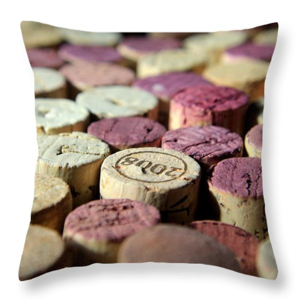 2008 Vintage Throw Pillow by Kenny Glotfelty