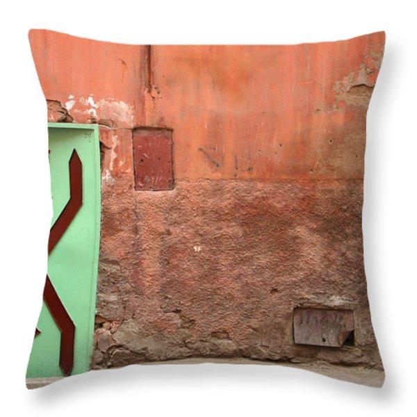 21 Jump Street Throw Pillow by A Rey