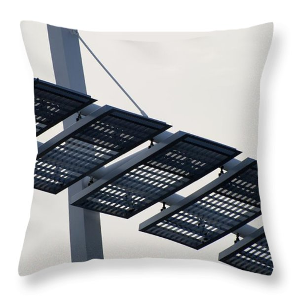 Stairway To... Throw Pillow by Rob Hans