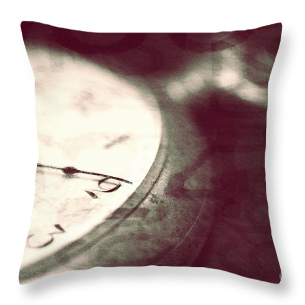 310 To Austin Throw Pillow by Trish Mistric