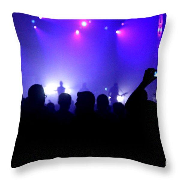 untitled Throw Pillow by Chiara Corsaro