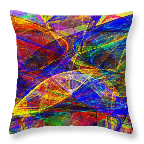 A Cats Dream 20130512 Horizontal Throw Pillow by Wingsdomain Art and Photography