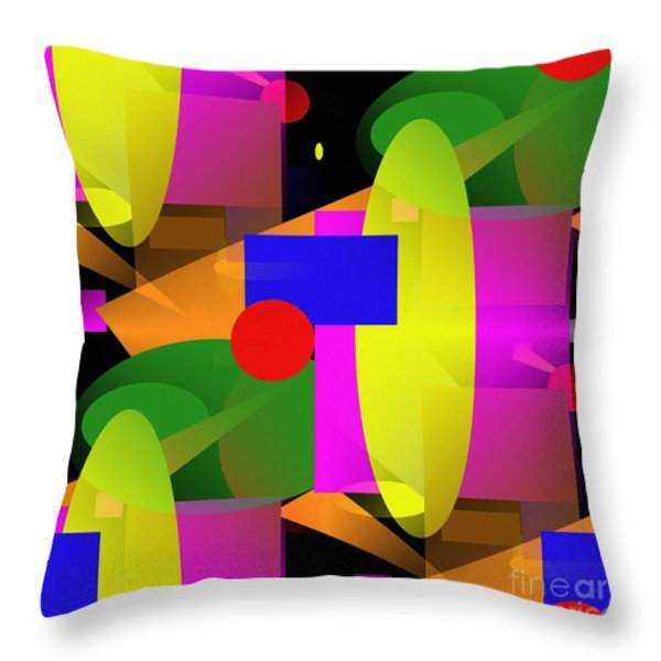 A Matter Of Perspective - Series Throw Pillow by Glenn McCarthy Art and Photography