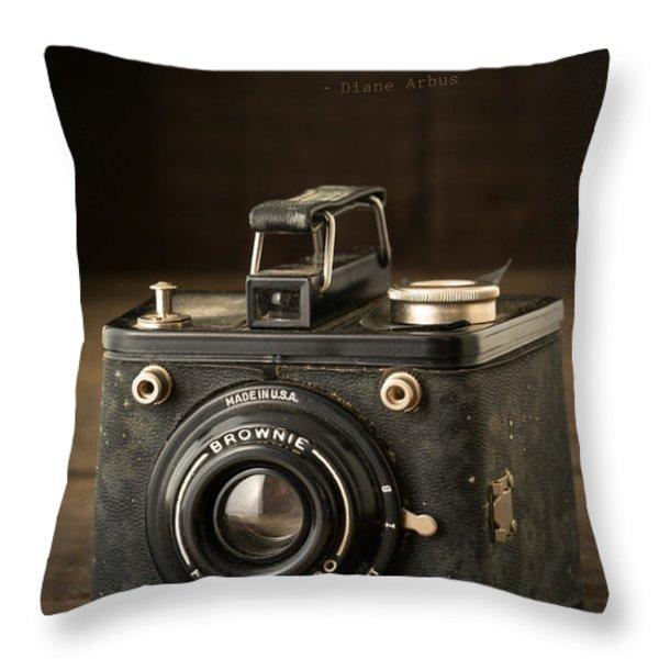 A Secret About a Secret Throw Pillow by Edward Fielding