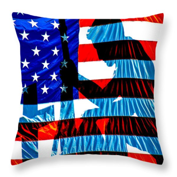 A Time To Remember Throw Pillow by Bob Orsillo