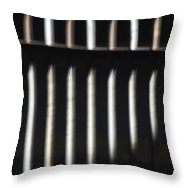 Abstract 16 Throw Pillow by Tony Cordoza