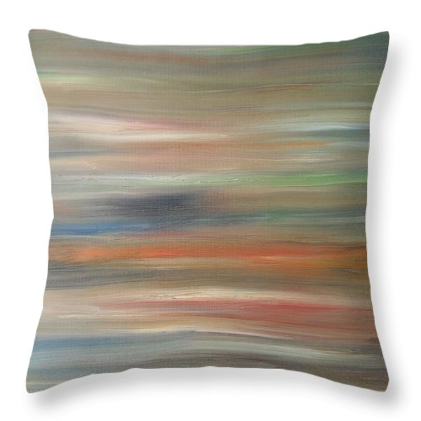 ABSTRACT 426 Throw Pillow by Patrick J Murphy