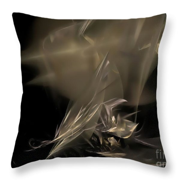 Abstraction 0151 marucii Throw Pillow by Marek Lutek