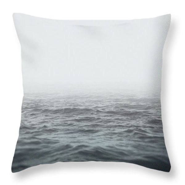 Aeon Throw Pillow by Taylan Soyturk