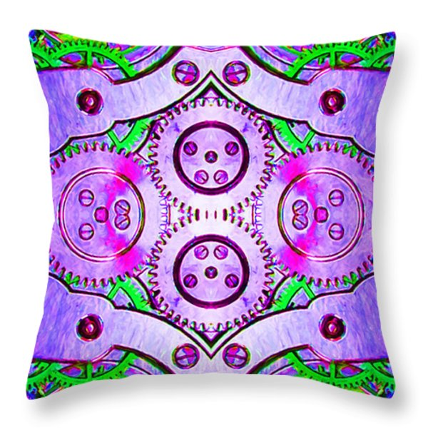 Age Of The Machine 20130605p72 vertical Throw Pillow by Wingsdomain Art and Photography