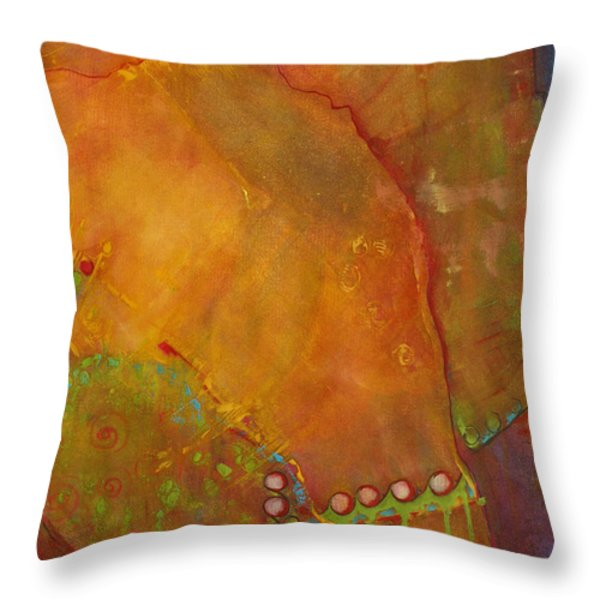 All Life Is An Experiment 5 Throw Pillow by Blenda Studio