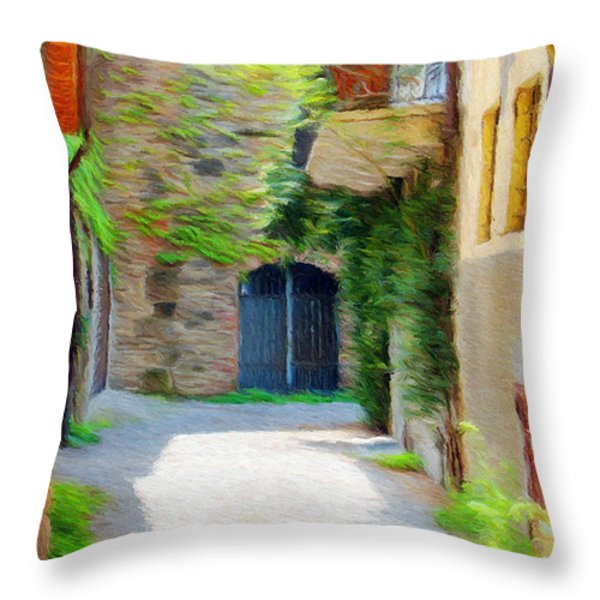 Almost Home Throw Pillow by Jeff Kolker