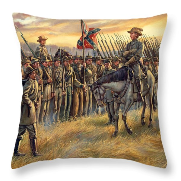 Almost Home Throw Pillow by Mark Maritato