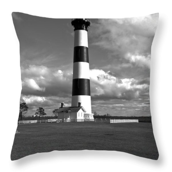 Among The Clouds Throw Pillow by Debra Johnson